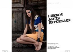 maglia: acidlab // gonna: vintage // bracciale: danae roma