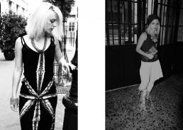 dresses // isabl_de_pedro - jewels // julie_createurs - bandana // the_kooples
