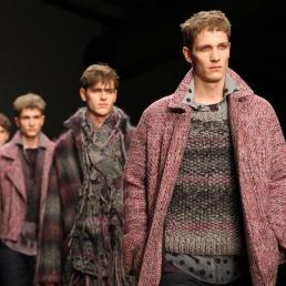 James Long\'s collection during London Fashion Week A/W 2011 at Somerset House in London, UK on 23th February, 2011.