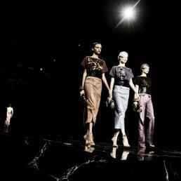 Louis Vuitton Parigi SS 2011