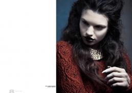 dress // ekaterina kukhareva | necklace // stylist own