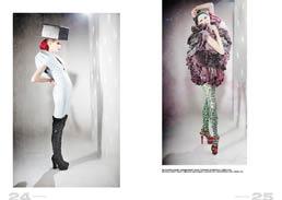 [sx] futuristic jumpsuit // anbasja blanken | boots // funtasma | the black box // stylist's own <br /> [dx] flower dress // sepehr maghsoudi | tights leopard // pamela mann | sandals illusion-659 // pleaser USA