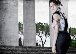 dress // Barbara La Lia Couture