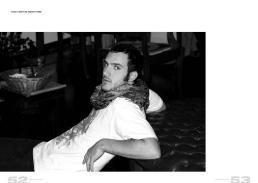 sciarpa // stylist\'s own | maglietta // barillari\'s story