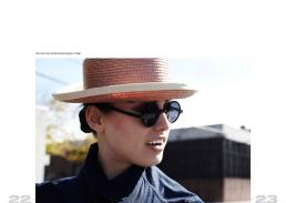 coat // lanvin | hat // hirohisa and lewis | eyewear // vintage