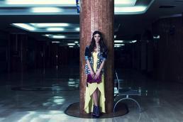dress // donnafashion.it | parka // chicwish | booties // asos | clutch // vj-style