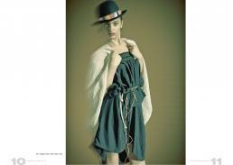 hat // vintage| dress // zara | cloak // cicle