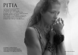 vestito // hoss intropia   bracciali // danae roma