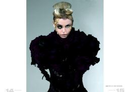 maglia // stylist's own | sciarpe // silvia rodorigo
