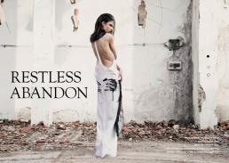 dress // ilaria nistry | neck corset & bag // elga jazz design | hair clip // paola puro