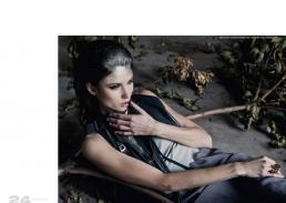dress & vest // comeforbreakfast | belts // ilaria nistri | ring // paola puro