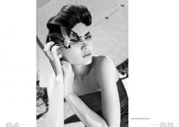 dress // yosef   hair accessory// emma